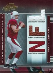2006 Absolute Memorabilia #261 Matt Leinart RPM RC