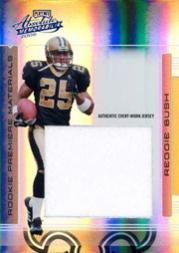 2006 Absolute Memorabilia Rookie Premiere Materials Oversize #260 Reggie Bush