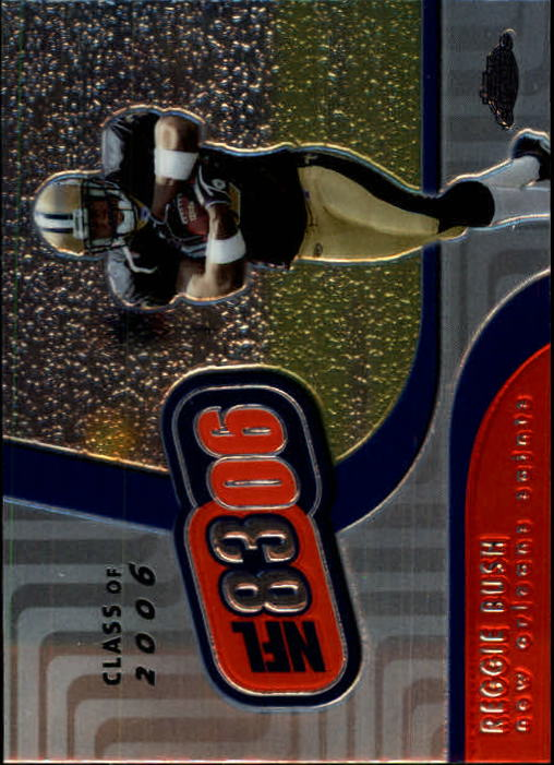 2006 Topps Chrome NFL 8306 #NFL5 Reggie Bush
