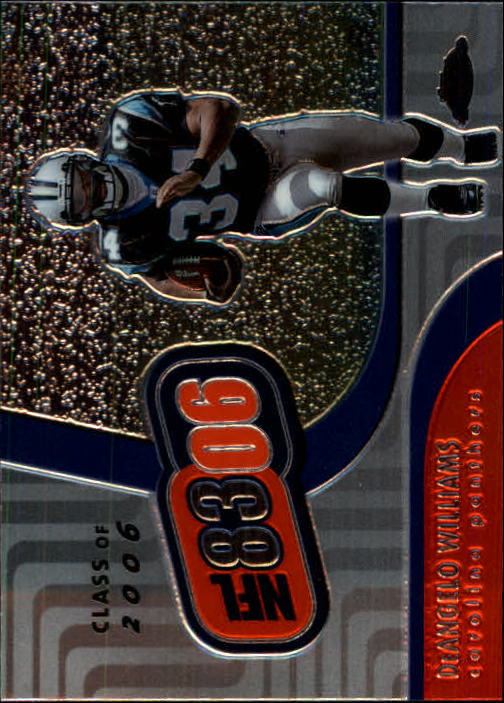 2006 Topps Chrome NFL 8306 #NFL9 DeAngelo Williams