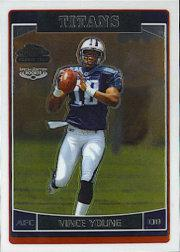 2006 Topps Chrome Special Edition Rookies #223 Vince Young