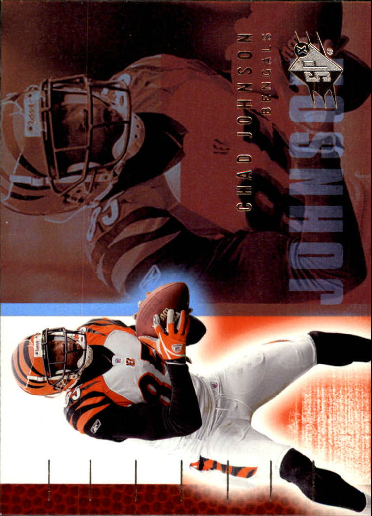 2006 SPx #19 Chad Johnson
