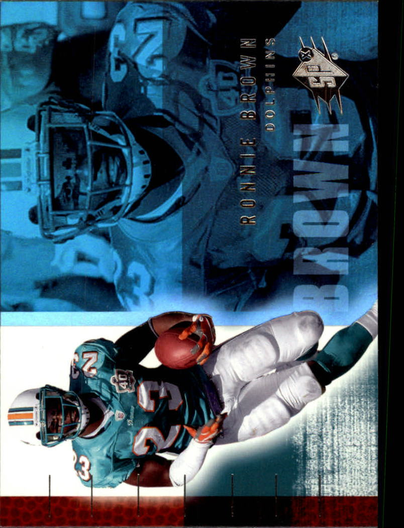 2006 SPx #47 Ronnie Brown