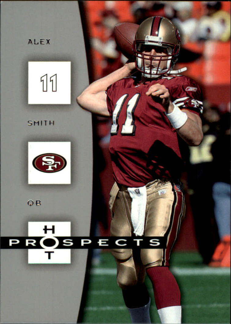 2006 Hot Prospects #82 Alex Smith QB