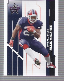 2006 Leaf Rookies and Stars #13 Willis McGahee