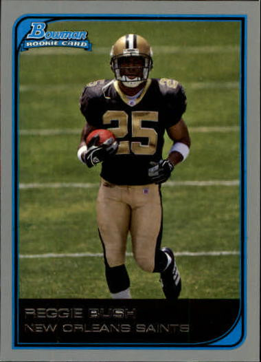 2006 Bowman #111 Reggie Bush RC