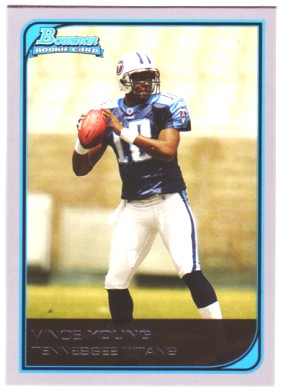 2006 Bowman #113 Vince Young RC