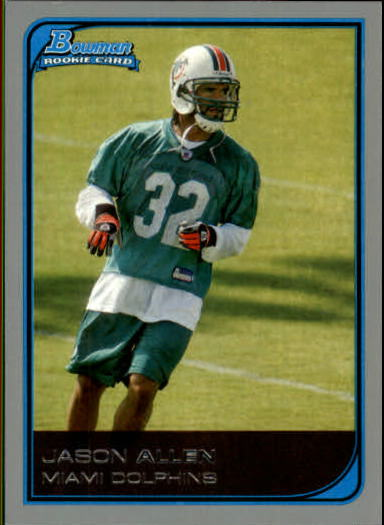 2006 Bowman #125 Jason Allen RC