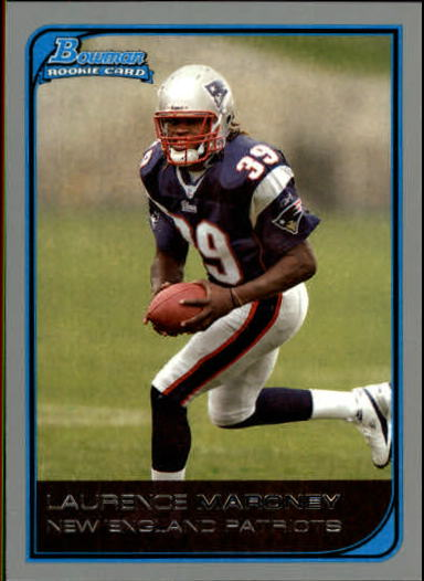 2006 Bowman #126 Laurence Maroney RC