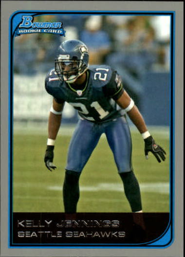 2006 Bowman #230 Kelly Jennings RC