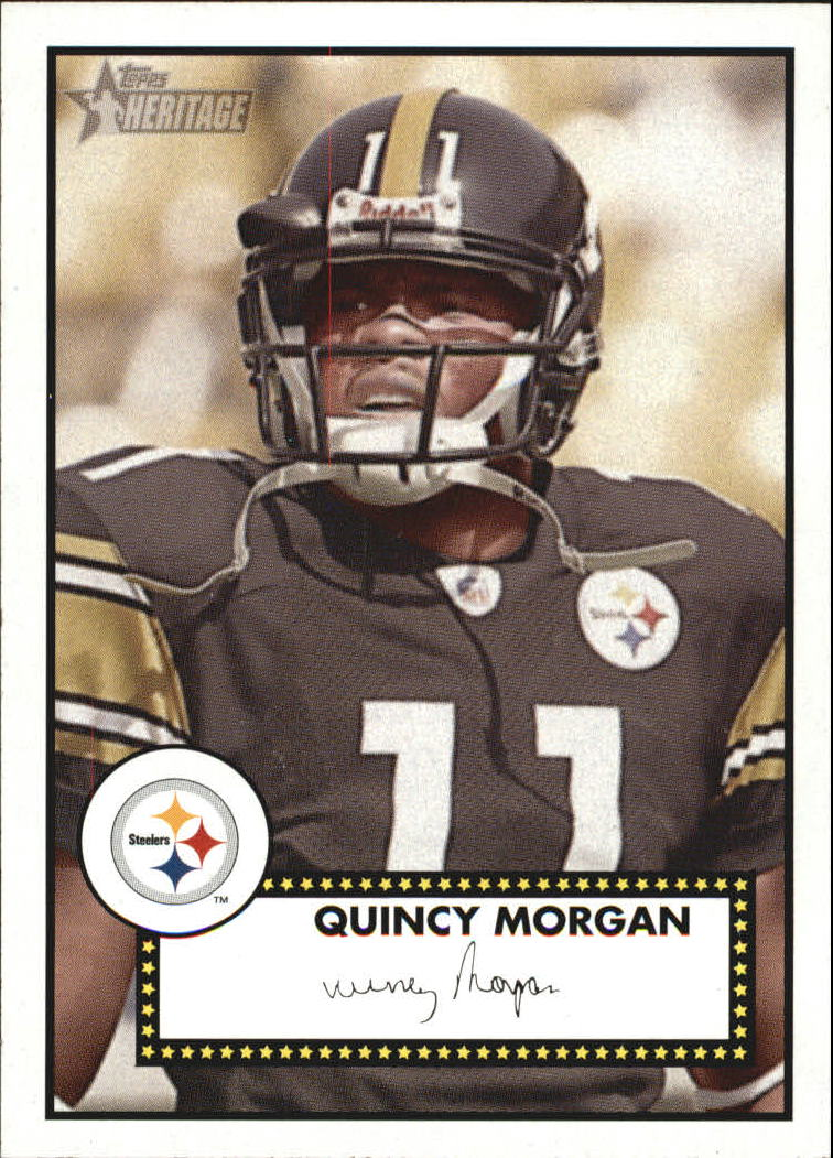2006 Topps Heritage #264 Quincy Morgan