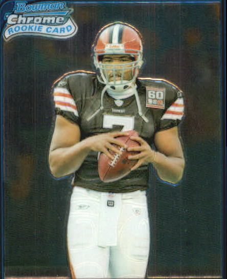 2006 Bowman Chrome #51 Darrell Hackney RC