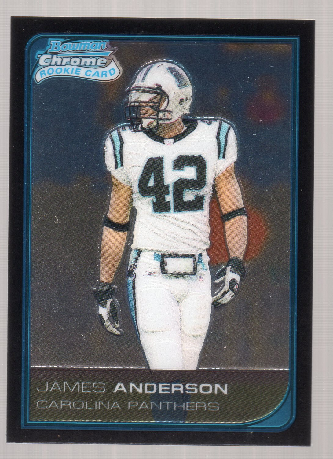 2006 Bowman Chrome #53 James Anderson RC