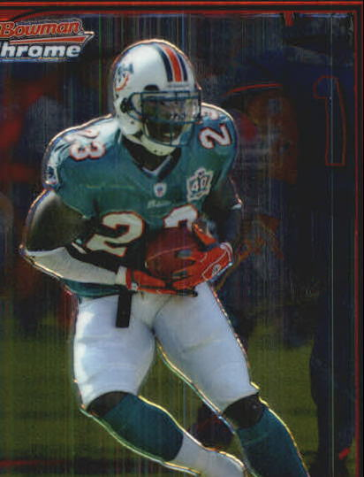 2006 Bowman Chrome #218 Ronnie Brown