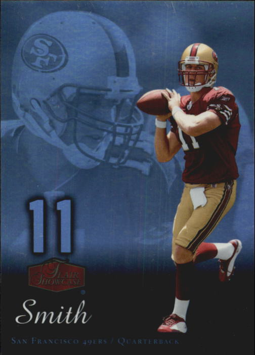 2006 Flair Showcase #83 Alex Smith QB