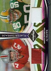 2006 Leaf Limited Player Threads Prime #8 A.J. Hawk/30