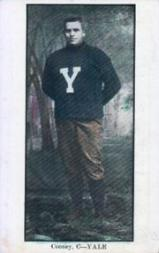 1909 Yale Postcards #5 Carrol Cooney