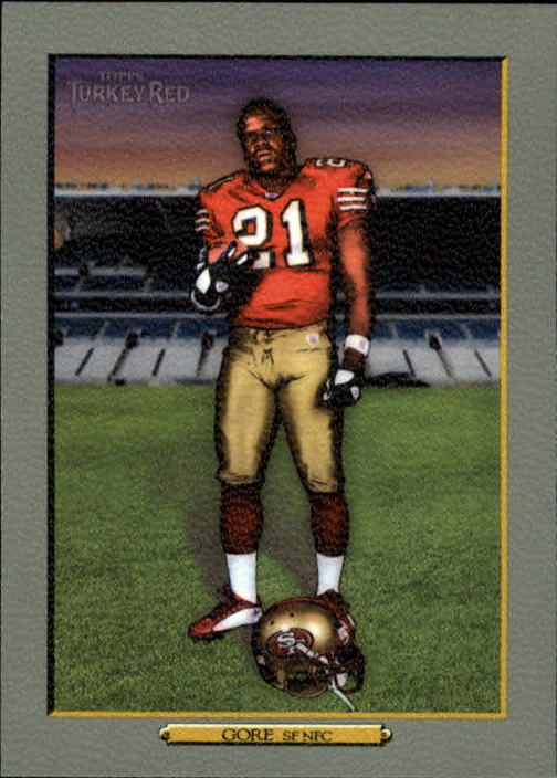 2006 Topps Turkey Red #44 Frank Gore