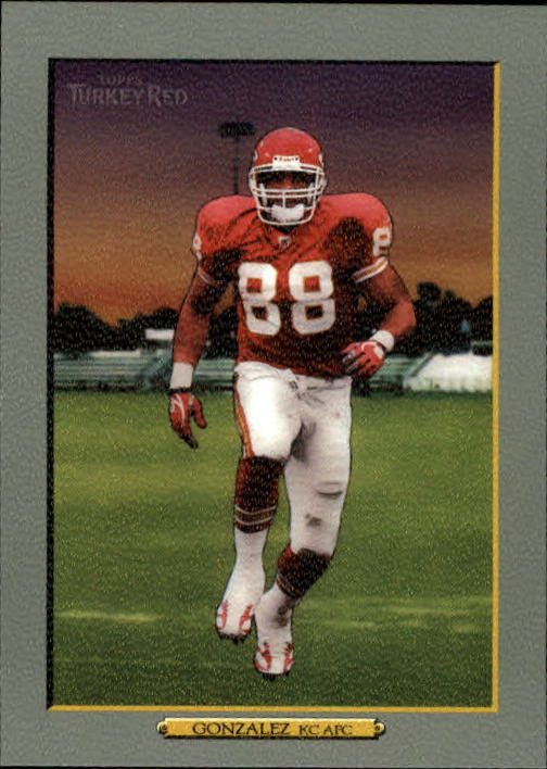 2006 Topps Turkey Red #121 Tony Gonzalez