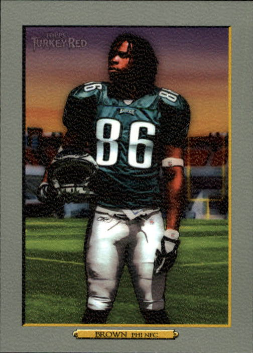 2006 Topps Turkey Red #236 Reggie Brown