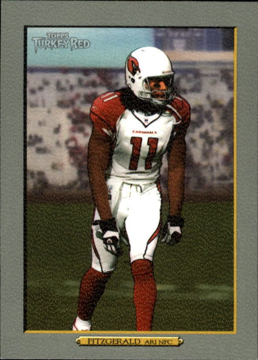 2006 Topps Turkey Red #289 Larry Fitzgerald