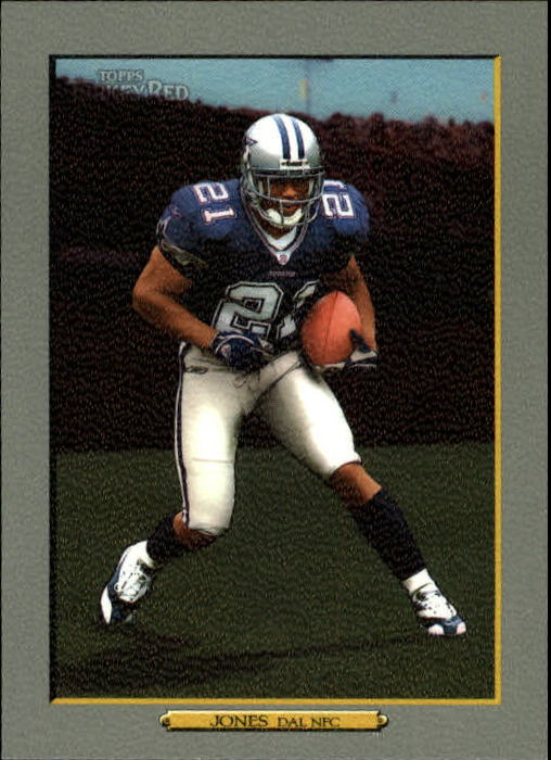 2006 Topps Turkey Red #291 Julius Jones
