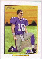 2006 Topps Turkey Red White #294 Eli Manning
