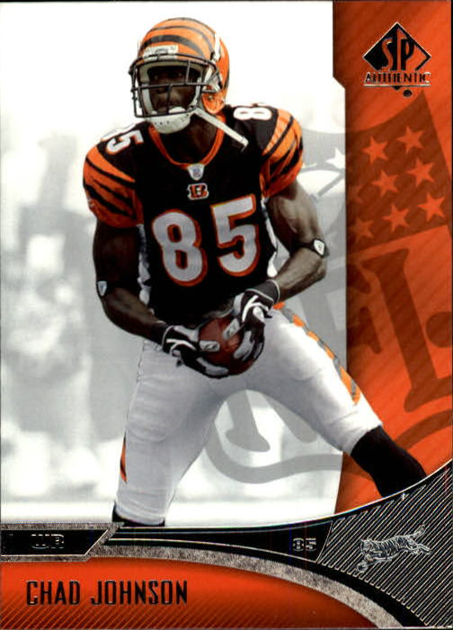 2006 SP Authentic #19 Chad Johnson