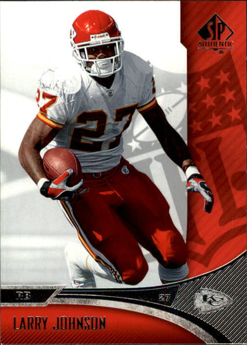 2006 SP Authentic #44 Larry Johnson