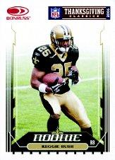 2006 Donruss Thanksgiving Classic Beckett Inserts #NO1 Reggie Bush