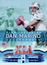 2007 Dolphins Donruss Playoff Super Bowl XLI Card Show #SB9 Dan Marino