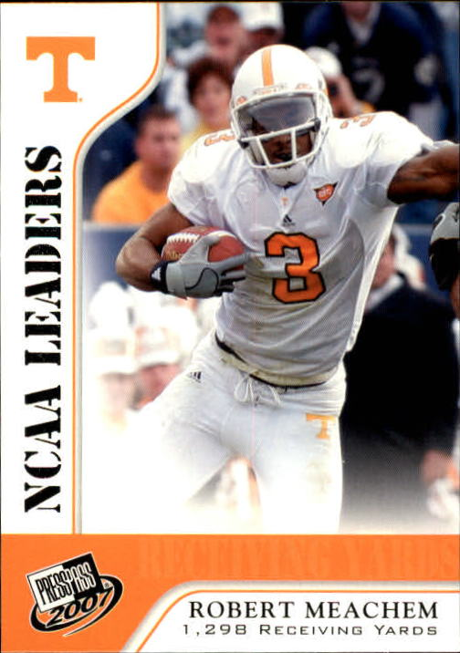2007 Press Pass #61 Robert Meachem LDR