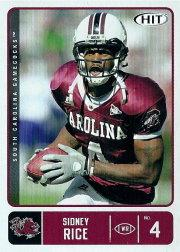 2007 SAGE HIT #4 Sidney Rice
