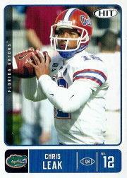 2007 SAGE HIT #12 Chris Leak