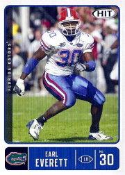 2007 SAGE HIT #25 Earl Everett