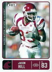 2007 SAGE HIT #43 Jason Hill