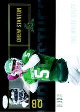 2007 SAGE HIT Write Stuff #15 Drew Stanton