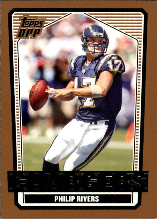 2007 Topps Draft Picks and Prospects #7 Philip Rivers