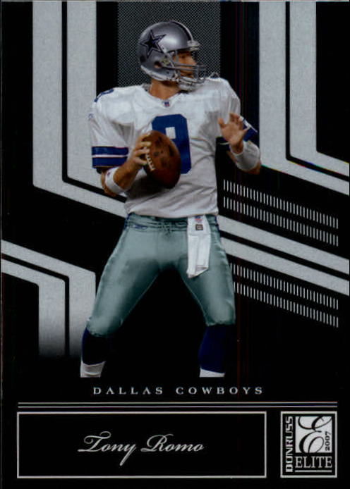 2007 Donruss Elite #29 Tony Romo