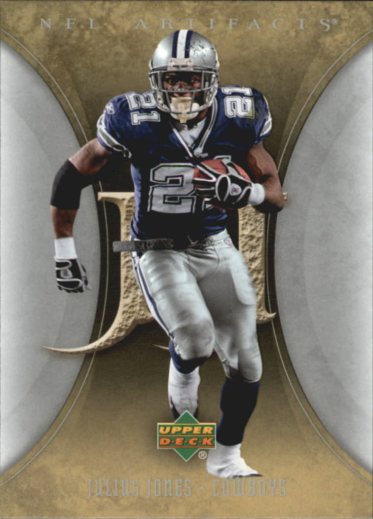 2007 Artifacts #28 Julius Jones