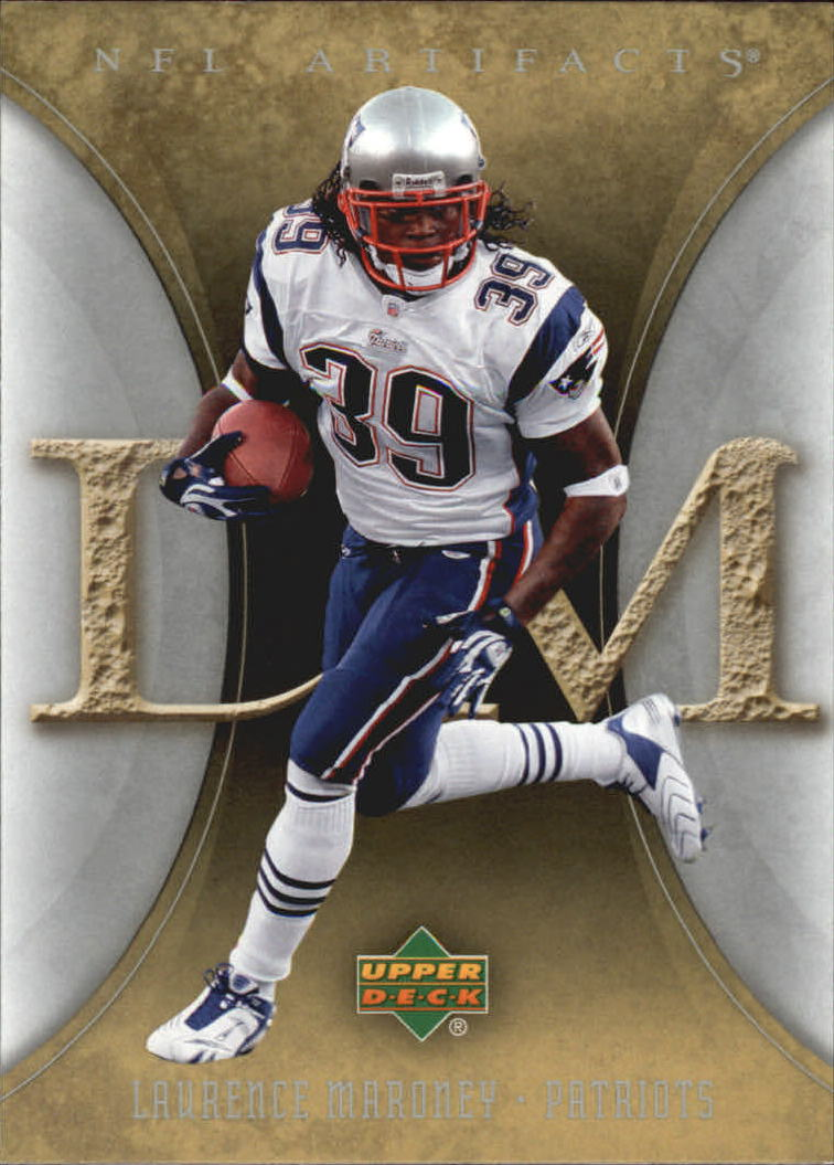 2007 Artifacts #61 Laurence Maroney