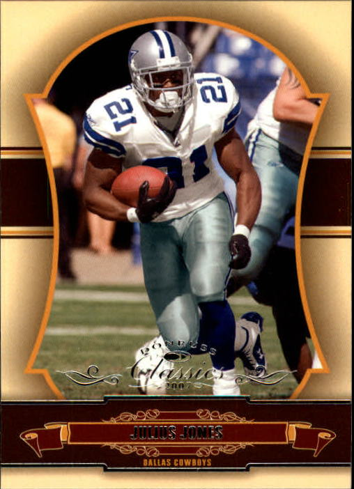 2007 Donruss Classics #27 Julius Jones