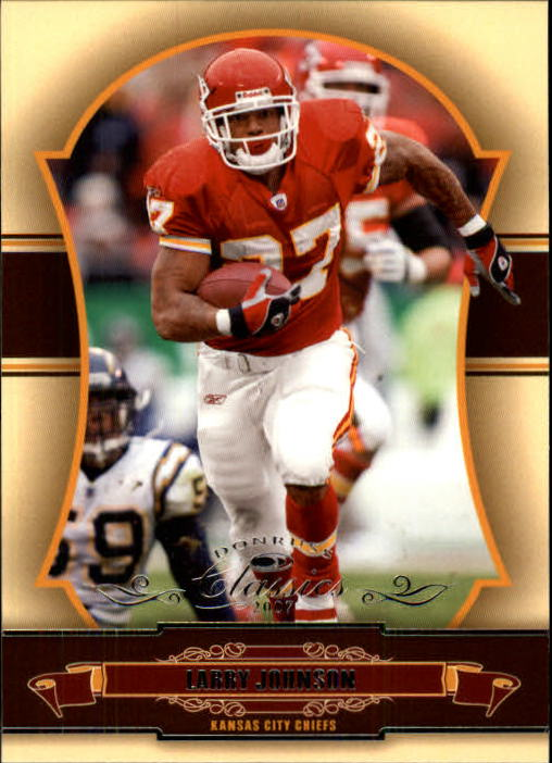 2007 Donruss Classics #49 Larry Johnson