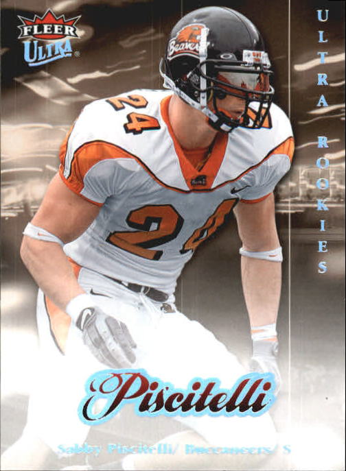 2007 Ultra #293 Sabby Piscitelli RC