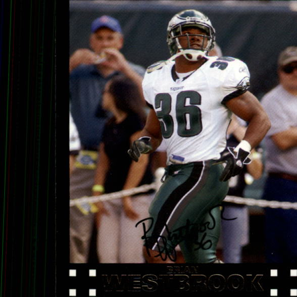 2007 Topps #94 Brian Westbrook