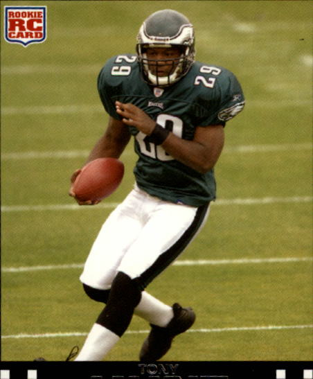 2007 Topps #307 Tony Hunt RC