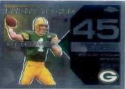 2007 Topps Chrome Brett Favre Collection #BF45 Brett Favre