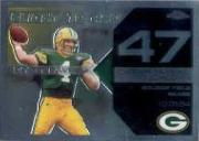 2007 Topps Chrome Brett Favre Collection #BF47 Brett Favre