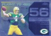 2007 Topps Chrome Brett Favre Collection #BF56 Brett Favre