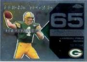 2007 Topps Chrome Brett Favre Collection #BF65 Brett Favre